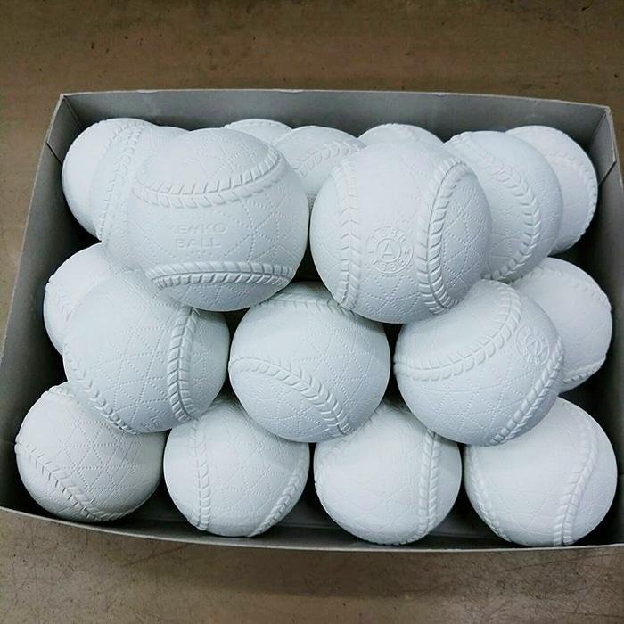 軟式野球用A号公認球1