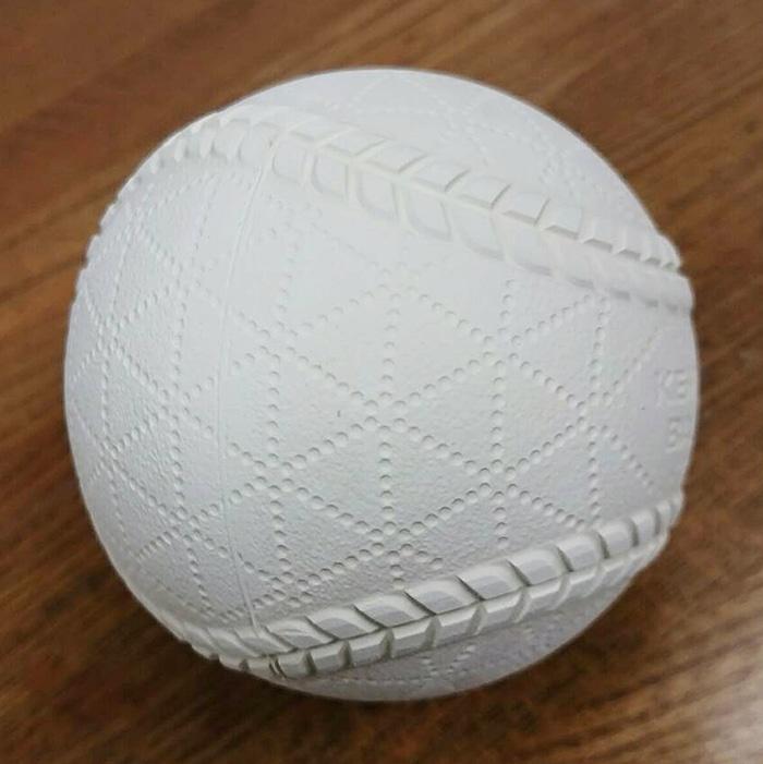軟式野球用A号公認球2