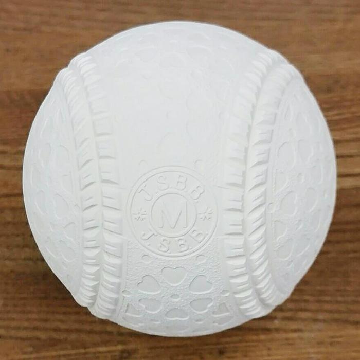 ナガセケンコー軟式野球M号ボール1