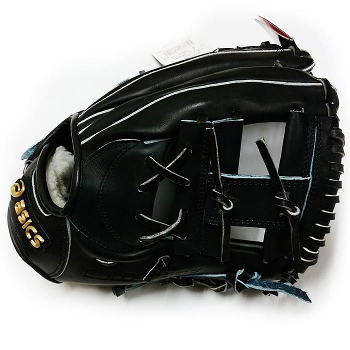 【アシックス】硬式野球用グラブ(グローブ)。セカンドショート・サード用3