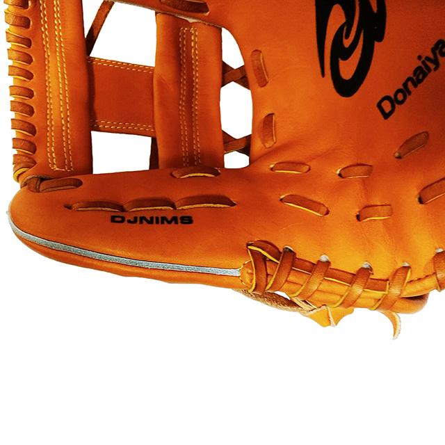 【ドナイヤ】セカンド・ショートストップ用軟式野球グラブ。山田選手モデル(小型)4
