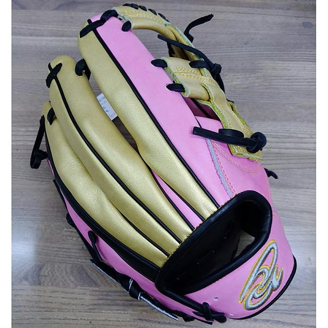 【ドナイヤ】セカンド・ショート用軟式野球グラブ1