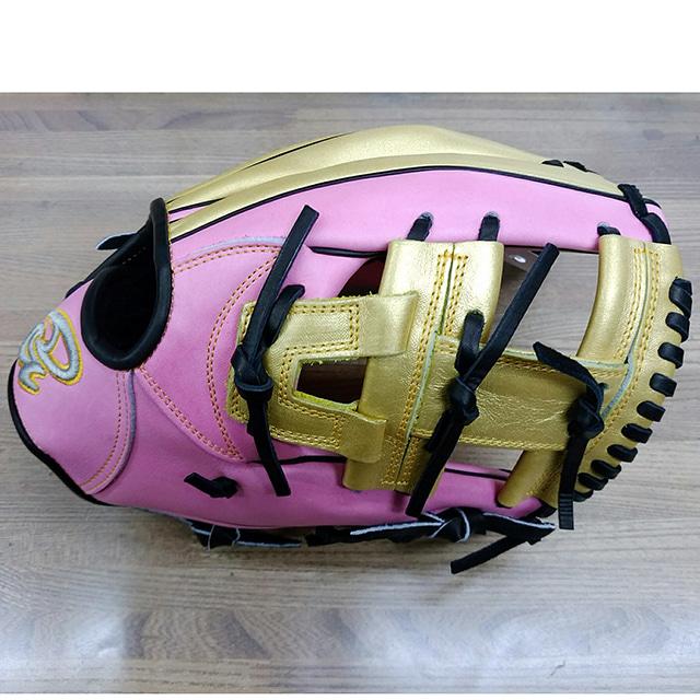 【ドナイヤ】セカンド・ショート用軟式野球グラブ2