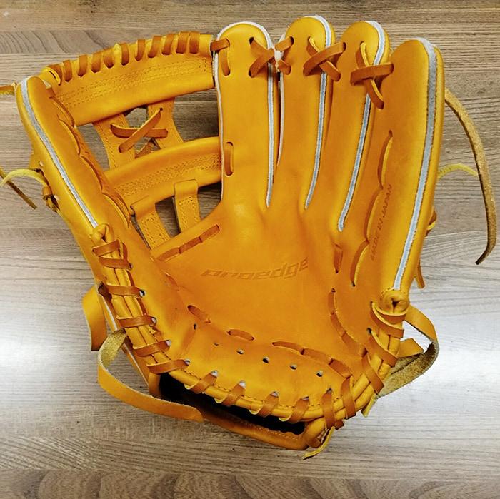【SSK】セカンド用硬式野球グラブ(グローブ)。菊地モデル。捕球面