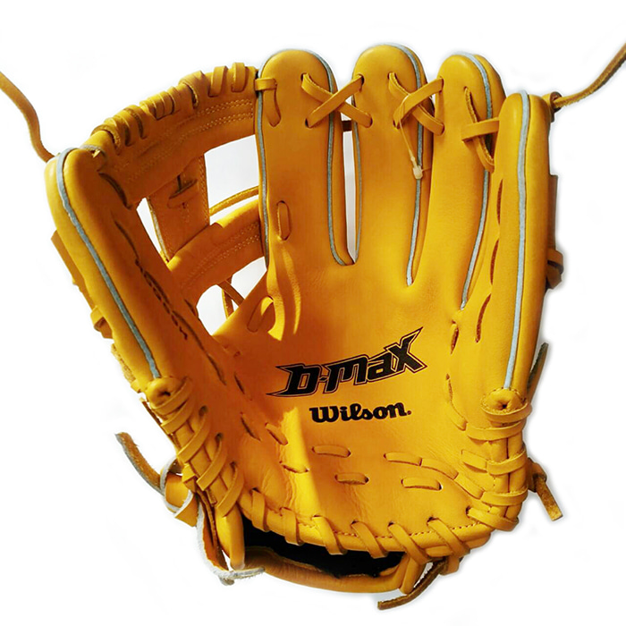 【ウイルソン】内野手用軟式野球グラブ3