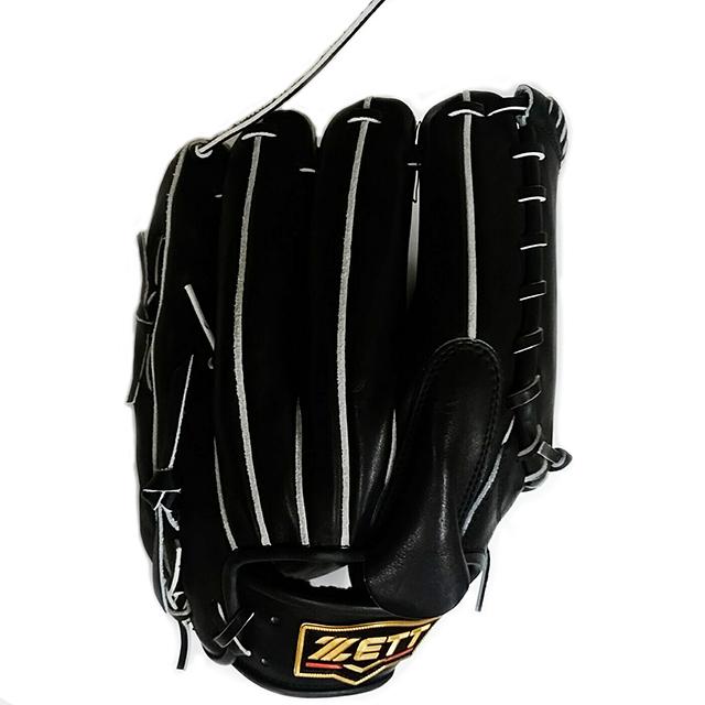ZETT「プローステータスpuls」硬式野球投手用グラブ表左面