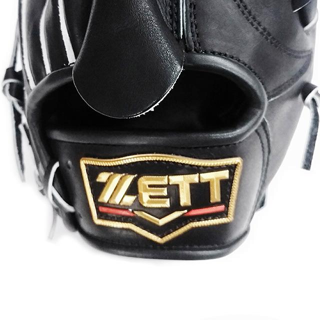 ZETT「プローステータスpuls」硬式野球投手用グラブラベル