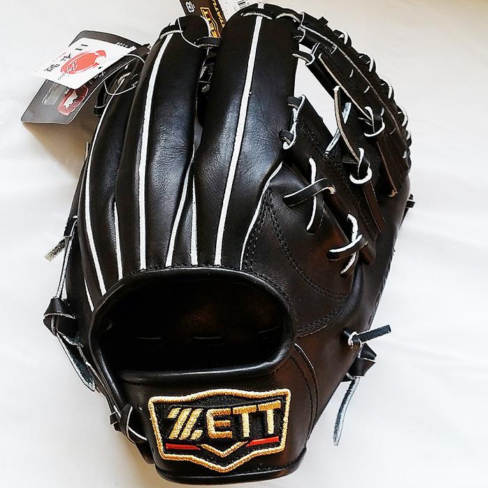 ゼットプロステイタス 硬式野球 内野手用グラブ
