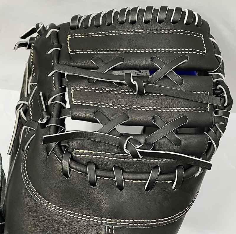 【ミズノ】グローバルエリート硬式野球用ファーストミット(ゴールデンエイジ専用モデル) 網