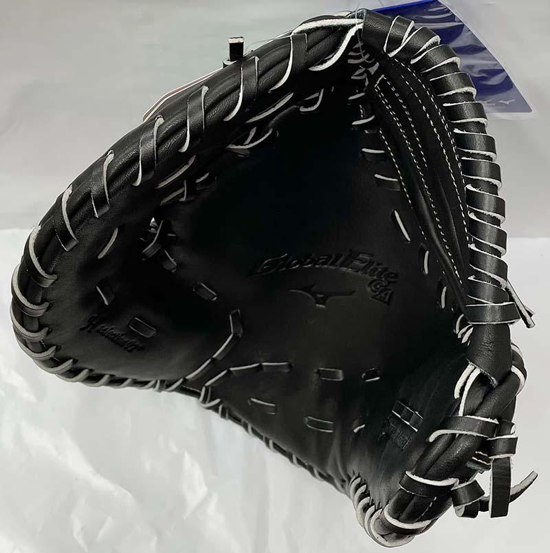 【ミズノ】グローバルエリート硬式野球用ファーストミット(ゴールデンエイジ専用モデル) 捕球面2