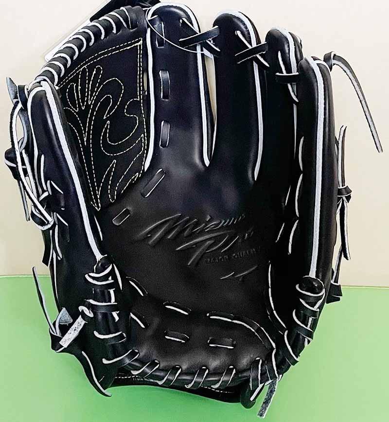 【ミズノプロ】硬式野球用グラブ(菅野智之投手モデル) 捕球面