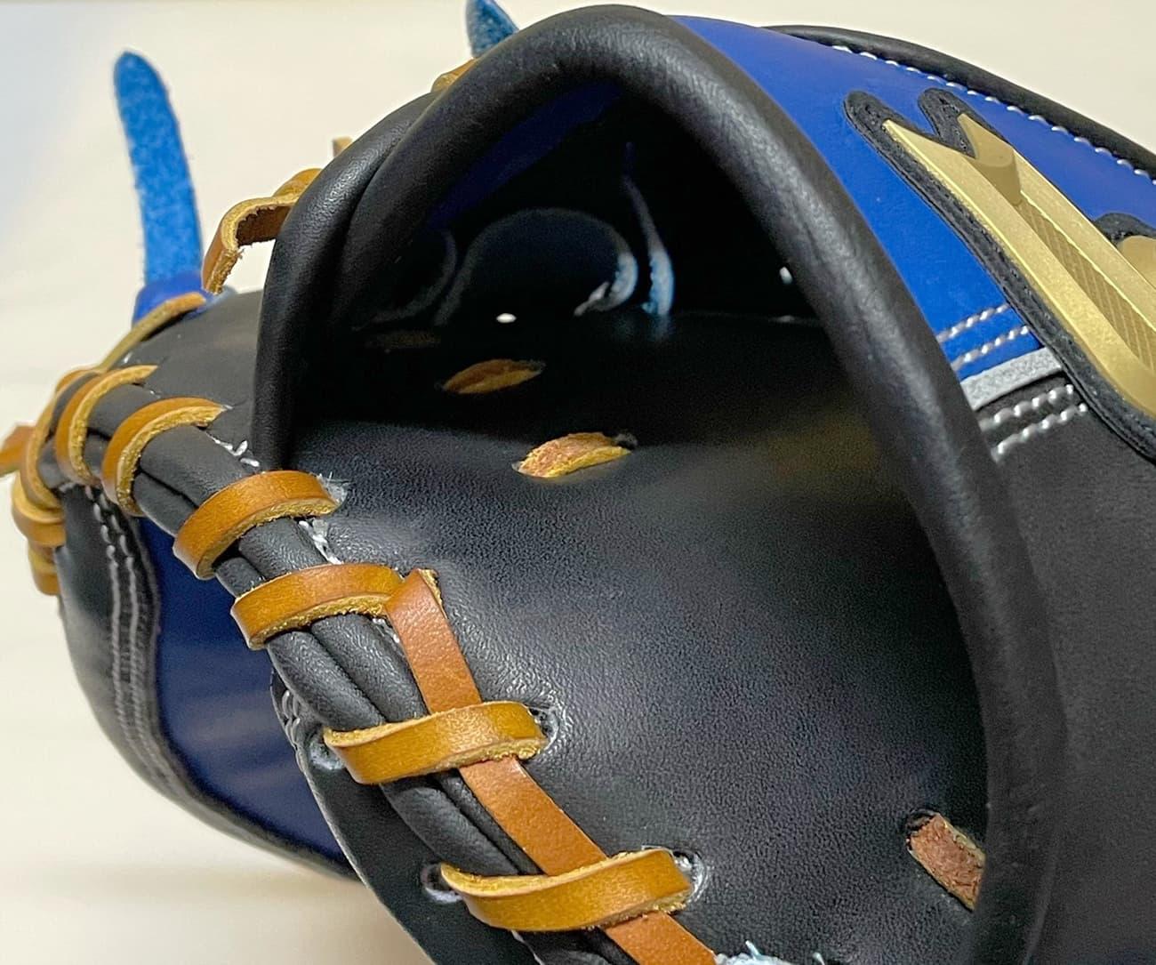 【SSK】【タイガース梅野モデル】軟式野球用キャッチャーミット(PENM531T44)薬指リング