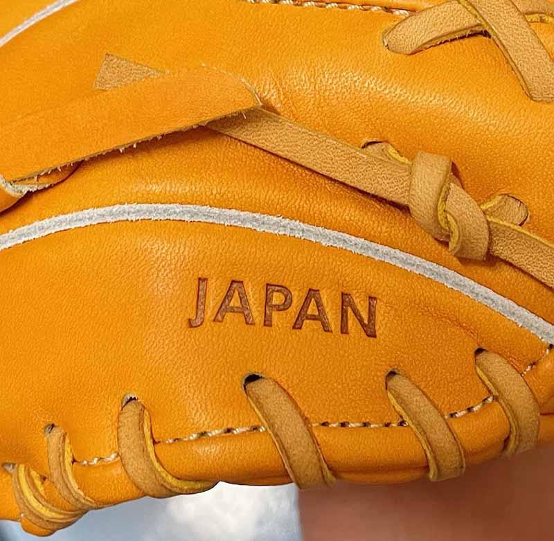 【アイピーセレクト】硬式野球用グラブ・グローブ(内野手用・EXCELLENT COLLECTION)IP060EC。日本製