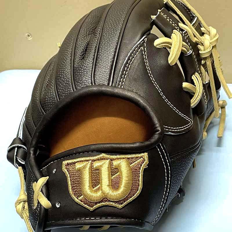 【ウイルソン】硬式野球用グラブ・グローブ(内野手・限定カラー)WTAHWH87H・ウイルソンロゴ