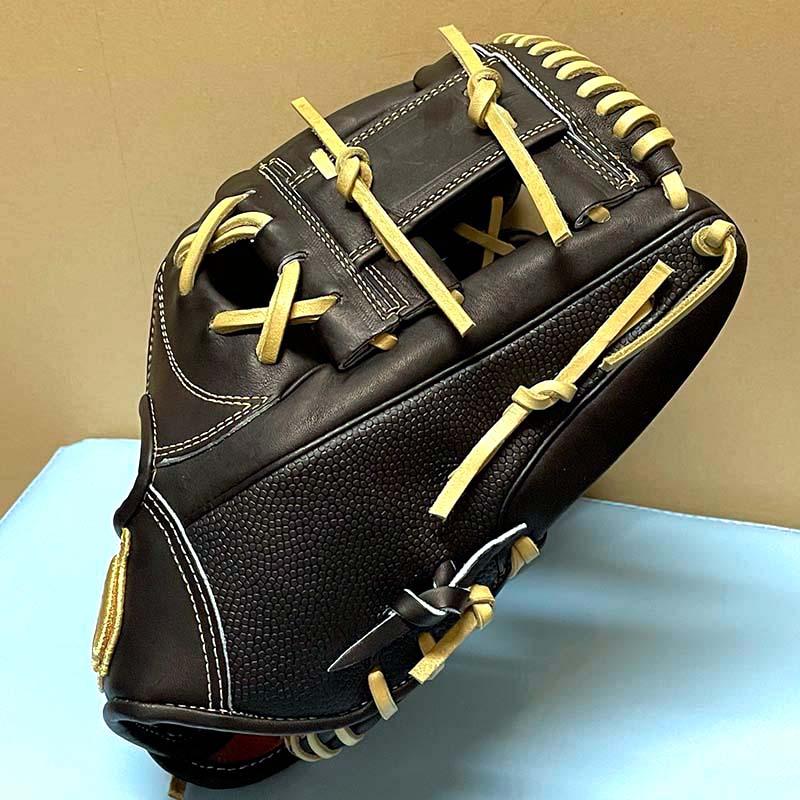 【ウイルソン】硬式野球用グラブ・グローブ(内野手・限定カラー)WTAHWH87H・親指部は自然な指入れで長く使って疲れにくいようL型構造
