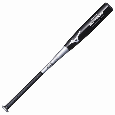 ミズノ硬式中学野球用バット、ブラック