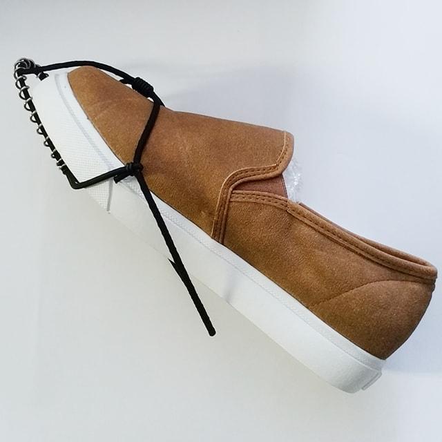 凍結路面の靴用滑り止め「ノンコケ」4