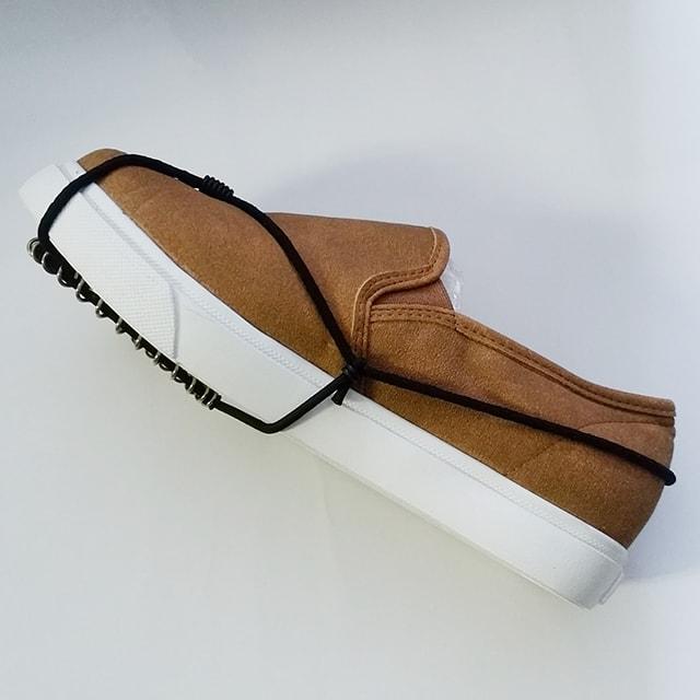 凍結路面の靴用滑り止め「ノンコケ」6