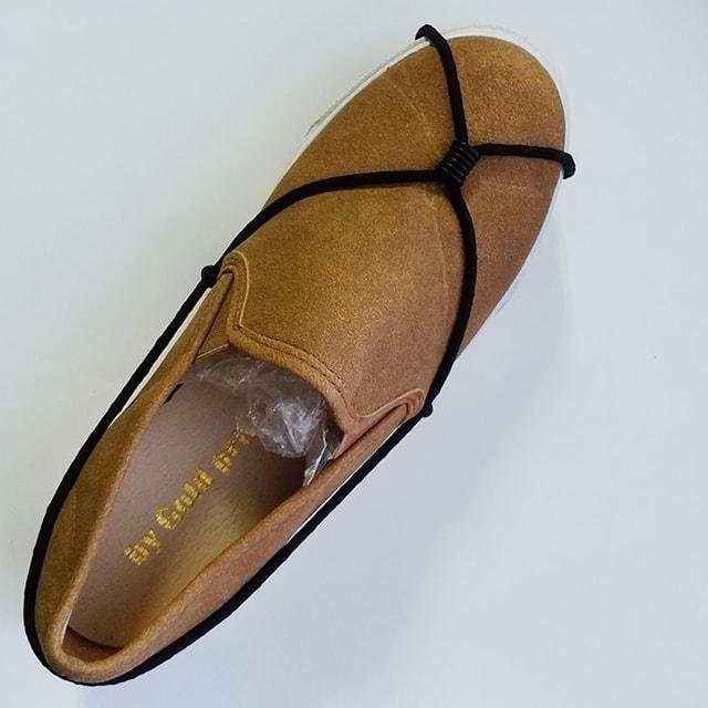 凍結路面の靴用滑り止め「ノンコケ」7