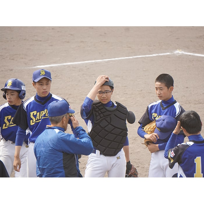 中学硬式野球のチーム札幌ボーイズ(旧札幌ロイヤルズ)